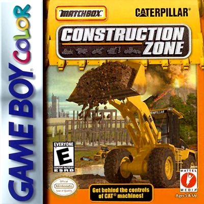 Caterpillar Construction Zone [USA] image