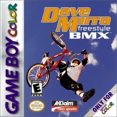 Dave Mirra Freestyle BMX [USA] image