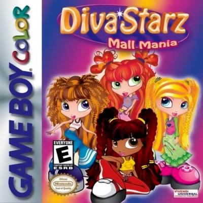 Diva Starz : Mall Mania [Germany] image