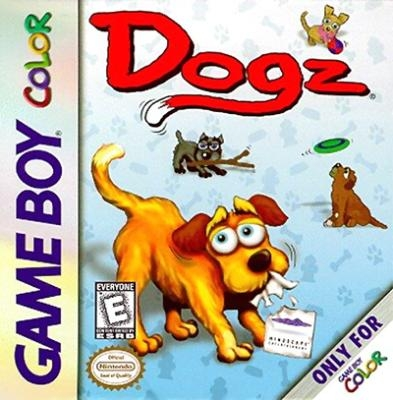 Dogz - Your Virtual Petz Palz [USA] image