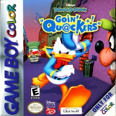 Donald Duck : Goin' Quackers [USA] image