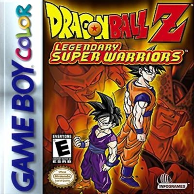 Dragon Ball Z - Les Guerriers Legendaires [Europe] image