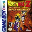 Логотип Emulators Dragon Ball Z - Les Guerriers Legendaires [USA]
