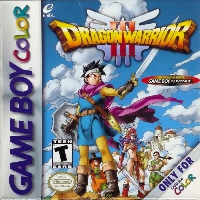 Dragon Warrior III [USA] image
