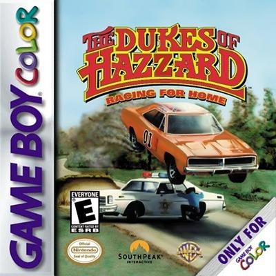 The Dukes of Hazzard: Racing for Home [Europe] image