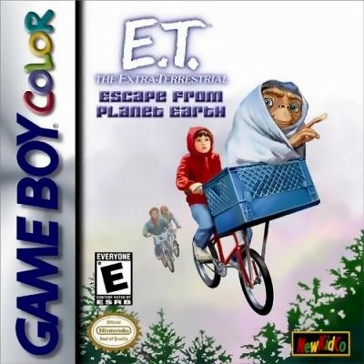 E.T. The Extra Terrestrial - Escape from Planet Ea [Europe] image
