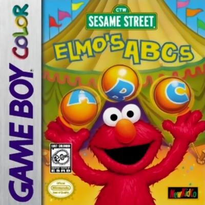Elmo's ABCs [Europe] image