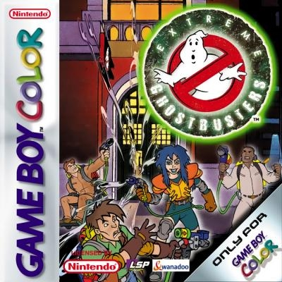 Extreme Ghostbusters [Europe] image