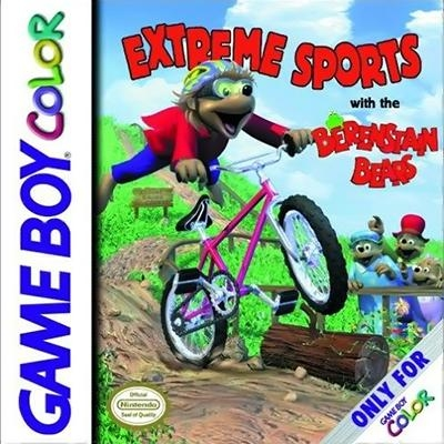 Extreme Sports with the Berenstain Bears [USA] image
