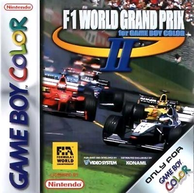 F1 World Grand Prix II for Game Boy Color [Europe] image