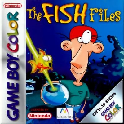 The Fish Files [Europe] image