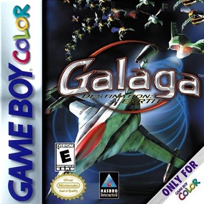 Galaga : Destination Earth [USA] image