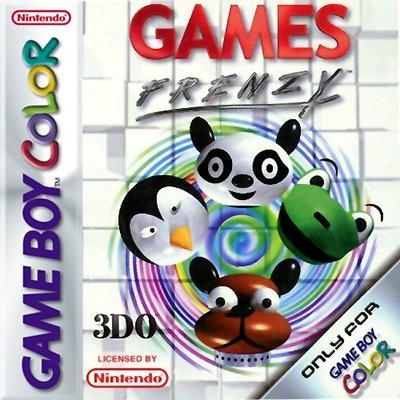 Games Frenzy [Europe] image