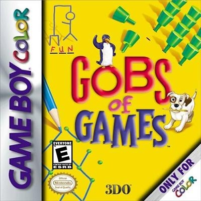 Gobs of Games [USA] image