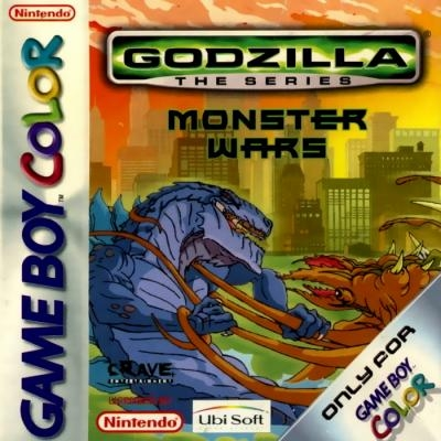 Godzilla - The Series - Monster Wars [Europe] image