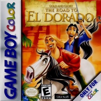 Gold and Glory: The Road to El Dorado [Europe] image