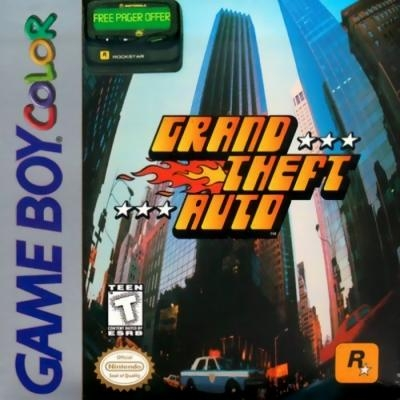 Grand Theft Auto [USA] image