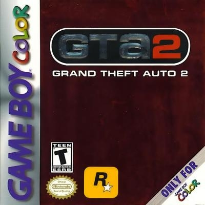 Grand Theft Auto 2 [USA] image