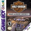 Логотип Emulators Harley-Davidson Motor Cycles : Race Across America [USA]