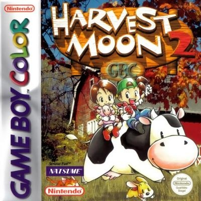 Harvest Moon 2 GBC [Europe] image