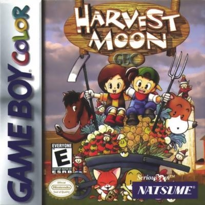 Harvest Moon GB [USA] image