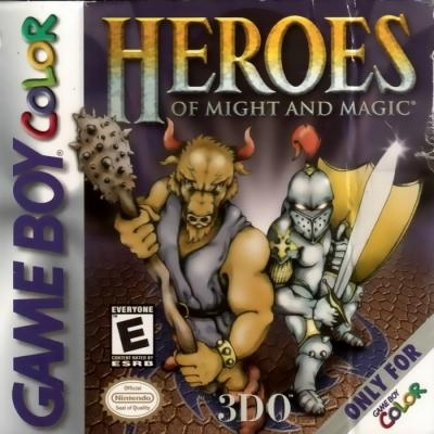 Heroes of Might and Magic [USA] image