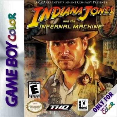 Indiana Jones and the Infernal Machine [USA] image