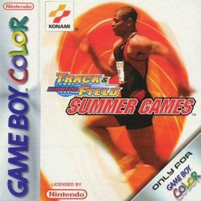 International Track & Field : Summer Games [Europe] image