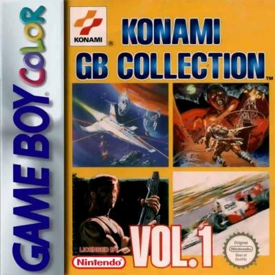 Konami GB Collection Vol.1 [Europe] image