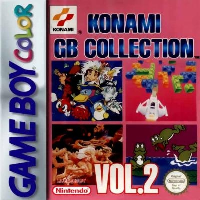 Konami GB Collection Vol.2 [Europe] image