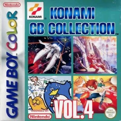 Konami GB Collection Vol.4 [Europe] image