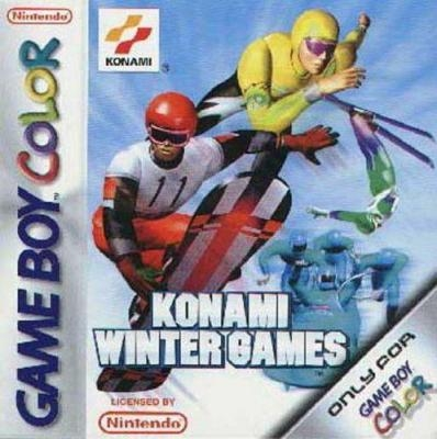 Konami Winter Games [Europe] image