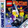 Логотип Emulators LEGO Alpha Team [Europe]