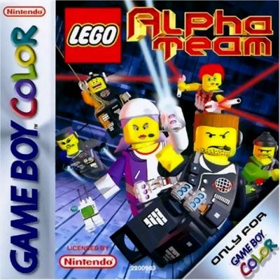 LEGO Alpha Team [Europe] image