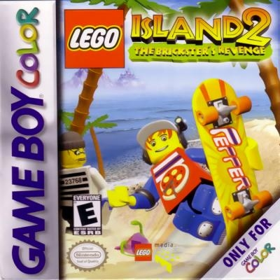 LEGO Island 2: The Brickster's Revenge [USA] image