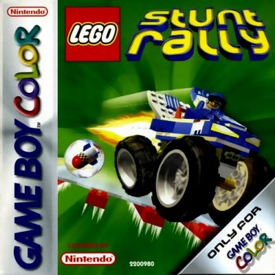 LEGO Stunt Rally [Europe] image