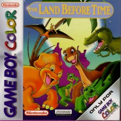 The Land Before Time [Europe] image