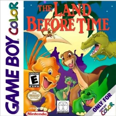 The Land Before Time [USA] image