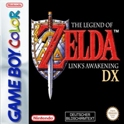 The Legend of Zelda: Link's Awakening DX [Germany] image