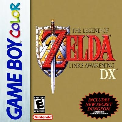 The Legend of Zelda : Link's Awakening DX [USA] image