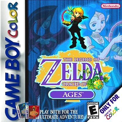 The Legend of Zelda : Oracle of Ages [USA] image