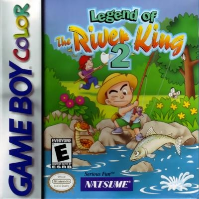 Legend of the River King 2 [Europe] image