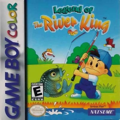 Legend of the River King GB [Germany] image