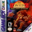logo Emulators The Lion King: Simba's Mighty Adventure [USA]