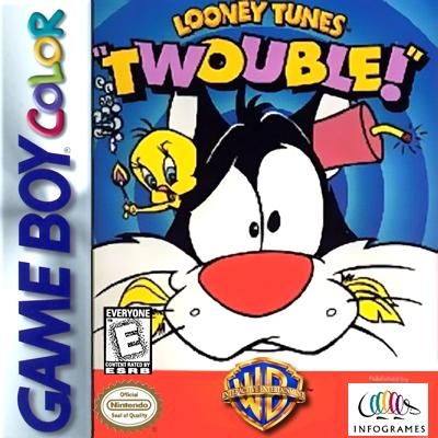 Looney Tunes : Twouble! [USA] image