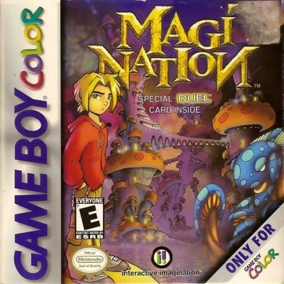 Magi Nation [USA] image