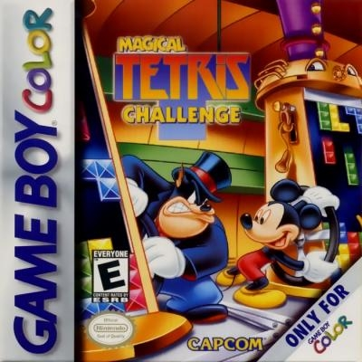 Magical Tetris Challenge [Europe] image