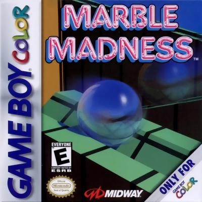 Marble Madness [USA] image