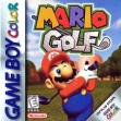 Логотип Emulators Mario Golf [Europe]