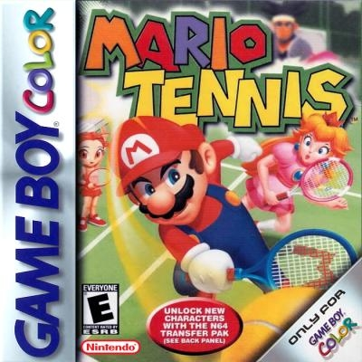 Mario Tennis [USA] image